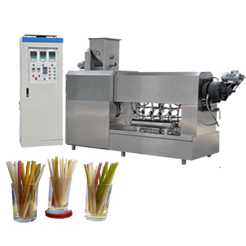 大米吸管食品生產設備 1