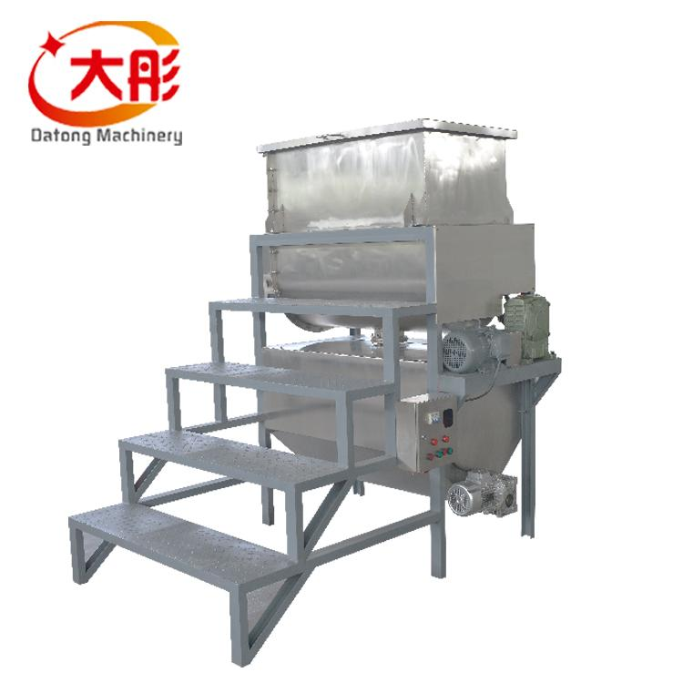 Fisfood pellet making machine floating fish feed pellet extruder production line 10