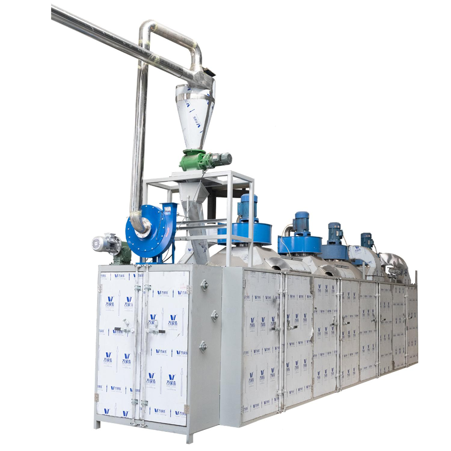 Floating Fish feed pellet Processing  Machinery  10
