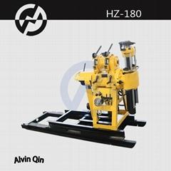 XY-180YG 180m high efficiency core drilling rig