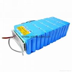 戶外廣告屏儲能電池66.6V 4400mAh液晶顯示屏電池