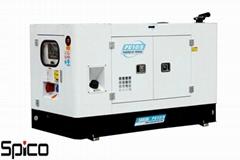 PE7S-PE1760S 珀金斯系列柴油发电机组(静音款)