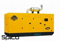 D48WS-D460WS 道依茨系列柴油发电机组(静音款)