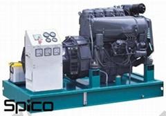 D48W-D460W 道依茨系列柴油发电机组(开架式)