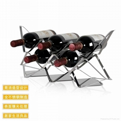 供應廣東葡萄酒架紅酒架