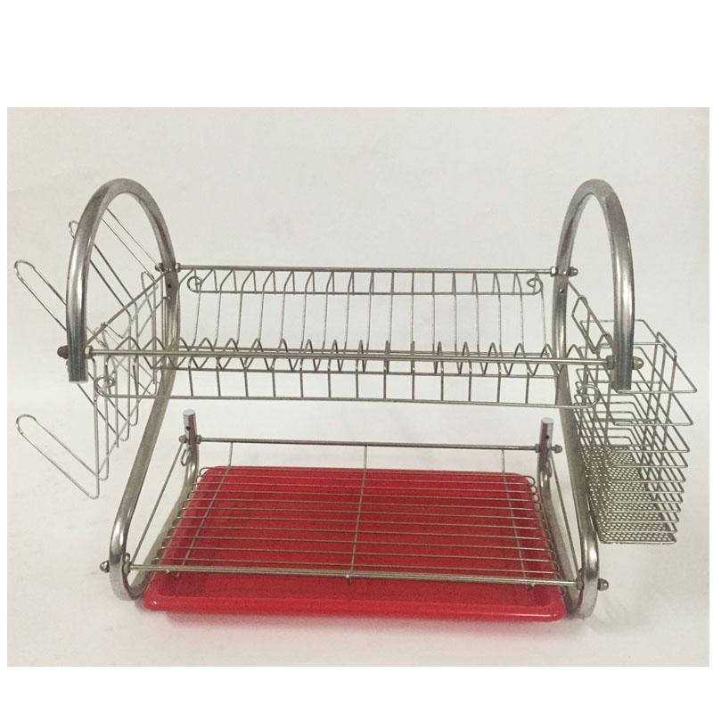 iron dish racks kitchen shelf 2