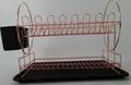 iron dish racks kitchen shelf 3