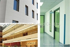 Fiber cement Internal Decoration board/ panel