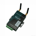 E-Lins H685 Industrial Wireless Broadband 4G LTE Router Sim Card Slot WiFi RS232 2