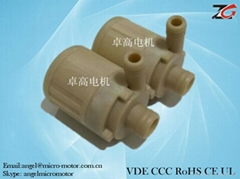 dc brushless water pump for Automatic teapot