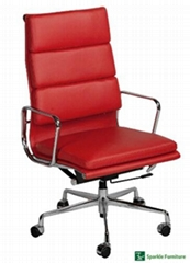 Eames high back soft pad office chair