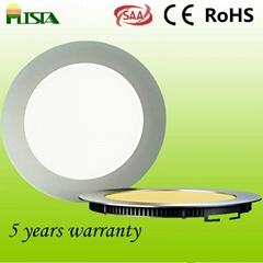 Round LED Panel Light for Office lighting