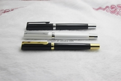 Heavy high value fashion promotional metal roller pen