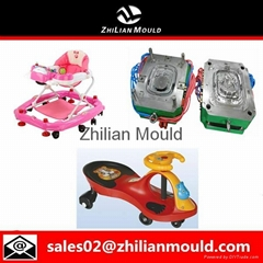 2015 new product safety plastic baby walker mould for sale