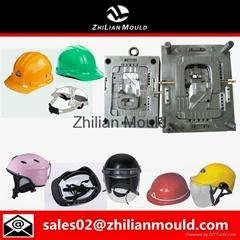 plastic helmet  mould manufacturer