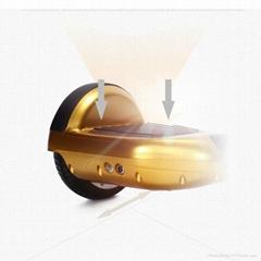 城市漫步低價空氣輪電動滑板車