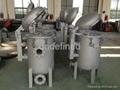 袋式過濾器成本液體袋式過濾器 3