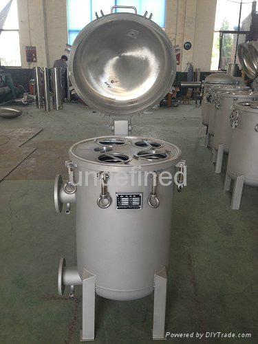 袋式過濾器成本液體袋式過濾器 1