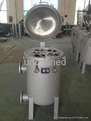 袋式過濾器成本液體袋式過濾器