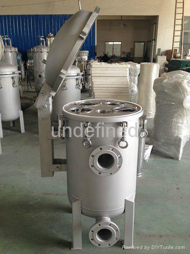 袋式過濾器成本液體袋式過濾器 2