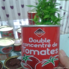 198g caned tomato paste for seasoning