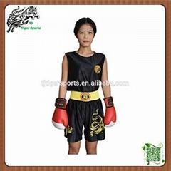 competition or training martial arts sanda uniform
