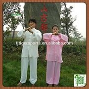 Chinese traditional cotton and silk kung fu wu shu uniforms