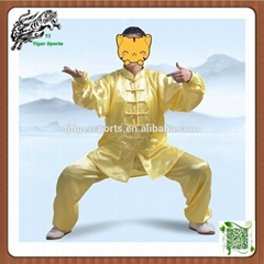 Chinese traditional martial arts taiji uniform