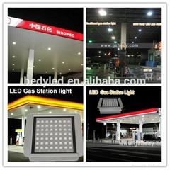 Outdoor Floodlight IP67 100W LED Canopy Lamp for Gas Station Lighting
