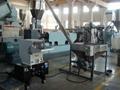 Plastic Granualtor and  Plastic Machines for Rigid Flake