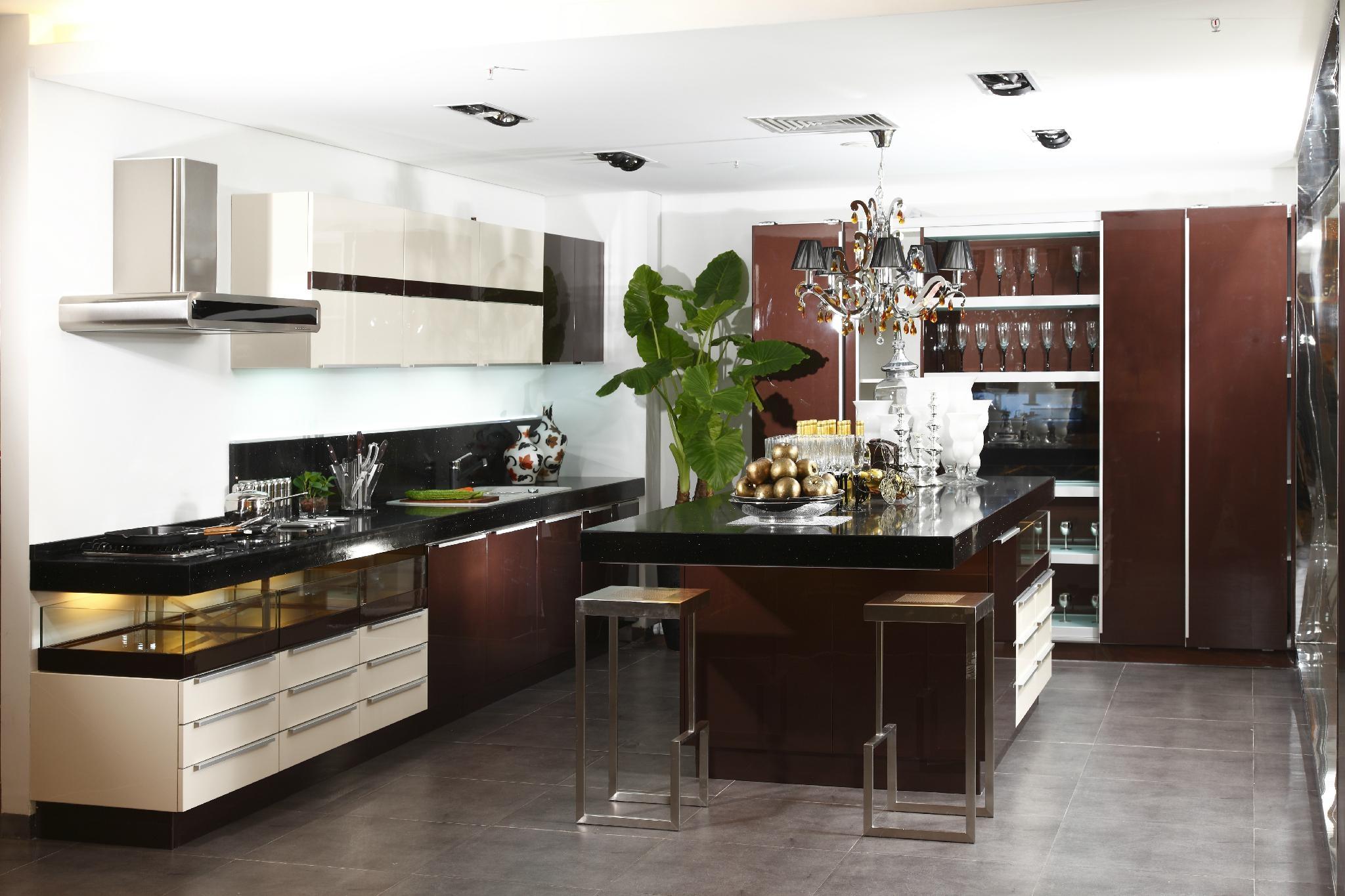 2015 Welbom new kitchen design modern lacquer finish ...