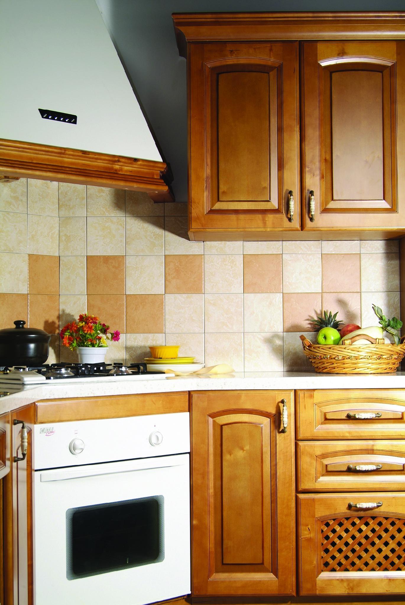 European Style Kitchen Set