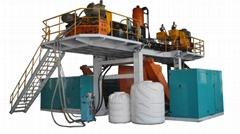 YK2000-4 blow molding machine