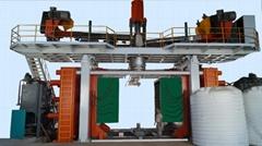 10000 L-4 Blow Molding Machine