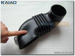 Silicone molding vacuum casting prototypes