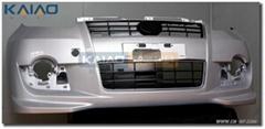 Custom new design car bumper prototype