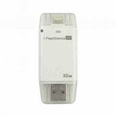 Iphone手机U盘可订制LOGO8G16G32G64G