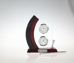 Beautiful Home decorative desk clock,desk sets clocks