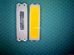 供应7020白色LED灯珠贴片大功率SMD0.3W/0.5W/1W