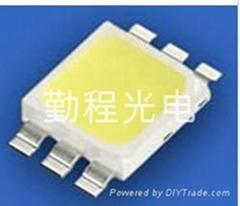 供應貼片5074白光LED