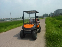 off road gas golf cart with 4 seats
