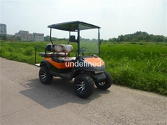 4 seats electric golf cart with Ce approved