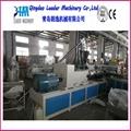 plastic PVC+PMMA roofing sheet, roofing tile, glazed tile production machine 2