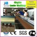 WPC production machine