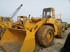 Caterpillar 950E Used Wheel Loader Front Loader Shovel