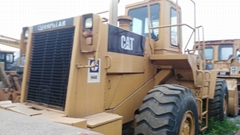 Caterpillar 966E Used Wheel Loader Front Loader Shovel