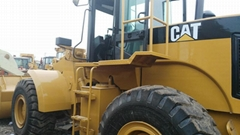 Caterpillar 966G Used Wheel Loader Front Loader Shovel