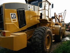 Caterpillar 966H Used Wheel Loader Front Loader Shovel