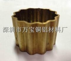 H59 大口径黄铜管