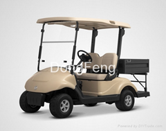 electric utility golf cart for self balancing scooter